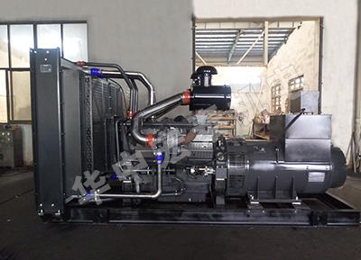 800KW上柴发电机组