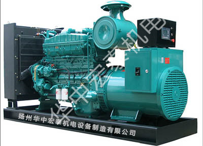 300KW康明斯发电机组