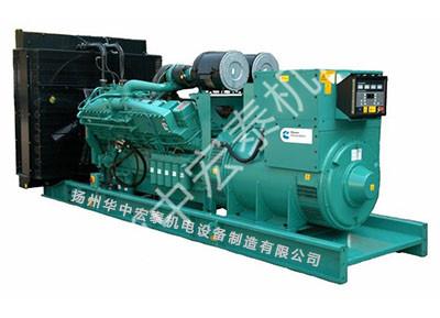 2000KW康明斯发电机组