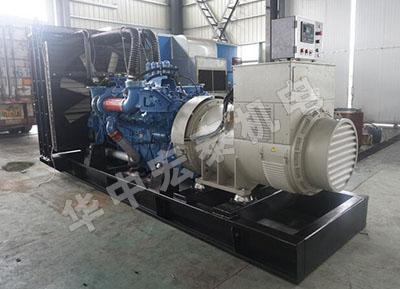 2000KW奔驰斯发电机组