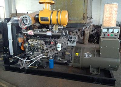 120KW潍柴发电机组