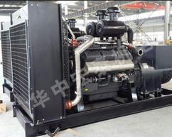 400KW上柴发电机组